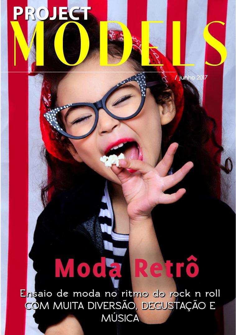 REVISTA PROJECT MODELS JUNHO/2017