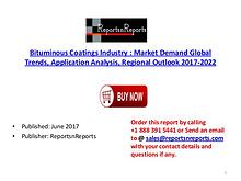 Bituminous Coatings Industry Global Market Trends, Share, Size and 20