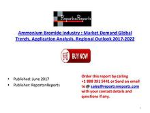 Ammonium Bromide Market Global Industry Trends, Share, Size and 2022