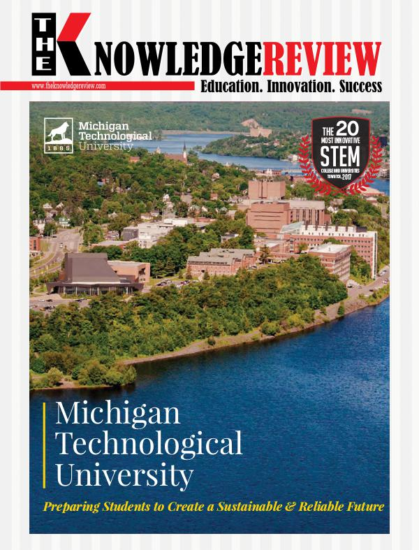 The Knowledge Review The 20 Most Innovative STEM College and Universiti