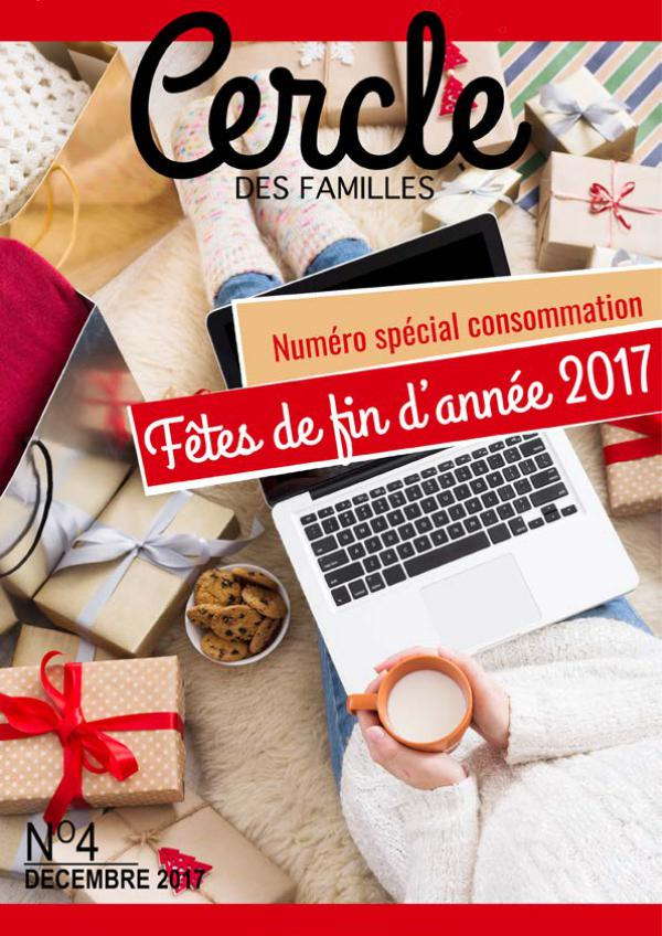 Cercle des Familles 2017 #4 Familles et Noël
