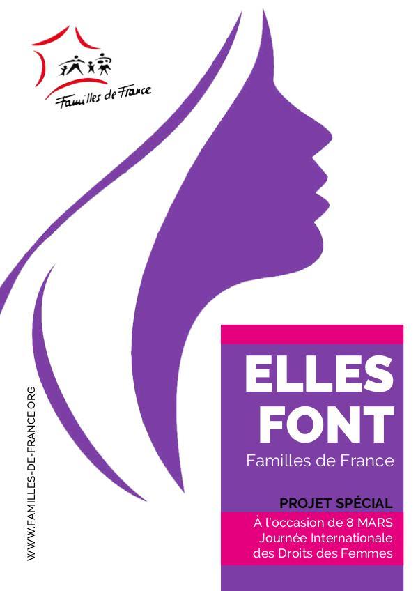 ELLES FONT Familles de France - Bulletin spécial