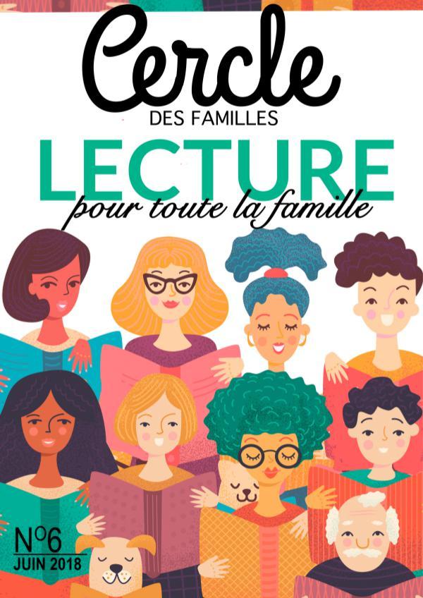 2018 #6 Familles et Lecture