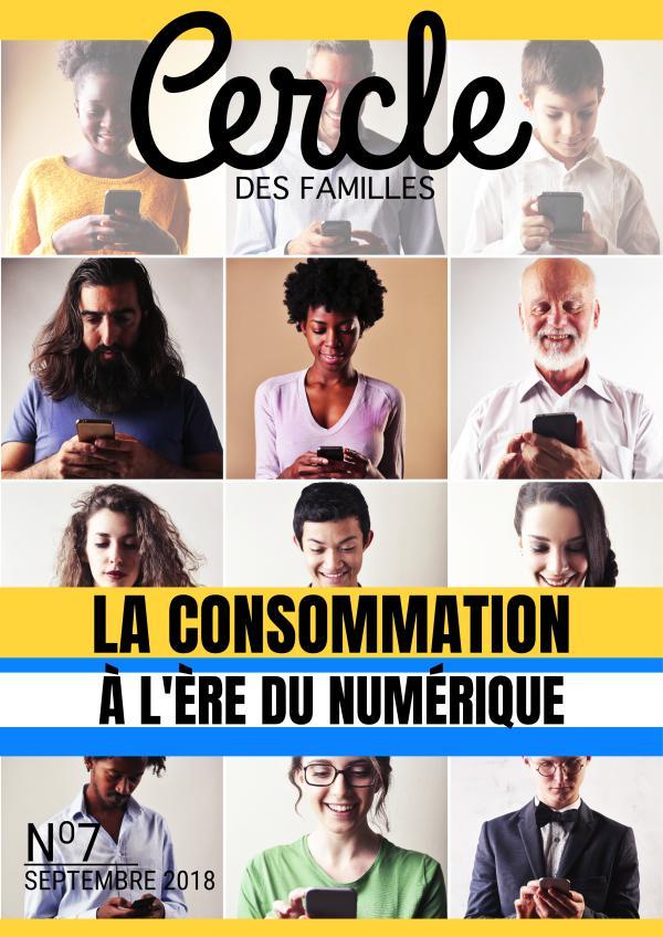 2018 #7 La Consommation à l'Ère du Numérique