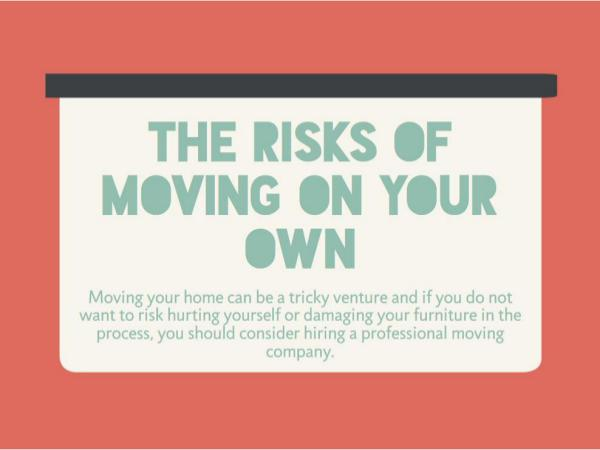 What You Risk if You Don't Hire a Moving Company The Risks of Moving on Your Own