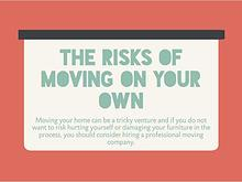 What You Risk if You Don't Hire a Moving Company