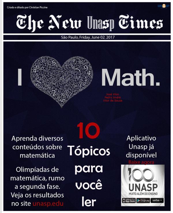 Revista de Matemática - Unasp