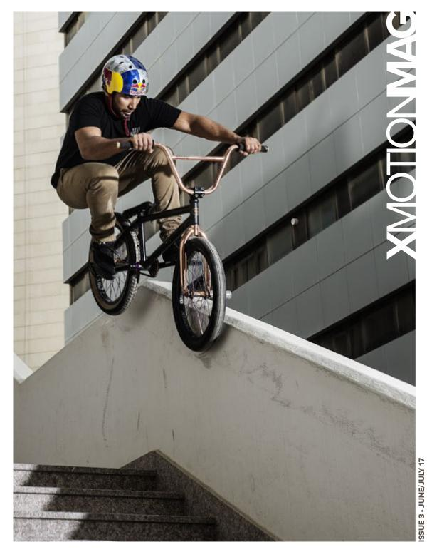 XMotionMag Issue 3 June/July 2017 ISSUE3_JUNE-JULY17