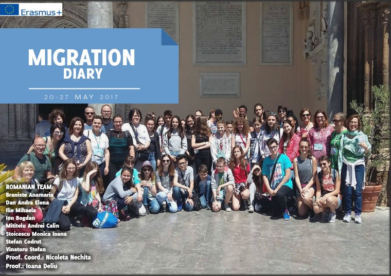MIGRATION Diary Journey to Italy