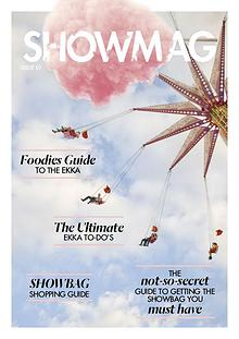 Ekka ShowMAG - brought to you by Chicane Showbags