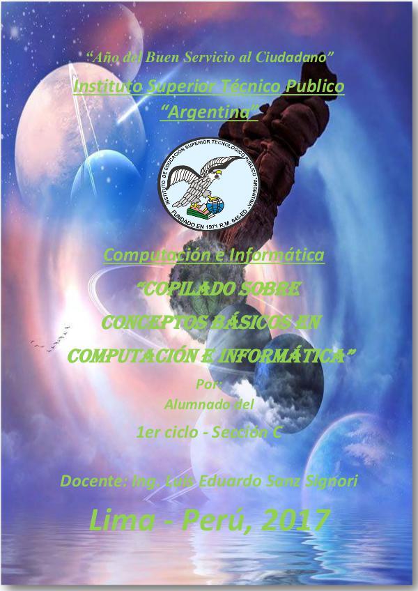 Copilado sobre Conceptos Básicos en Computación e Informática info de todos IC-10 completo
