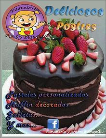 Catalogo Panaderia Y Postres Blanquita