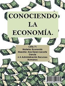 conociendo la ecoonomia
