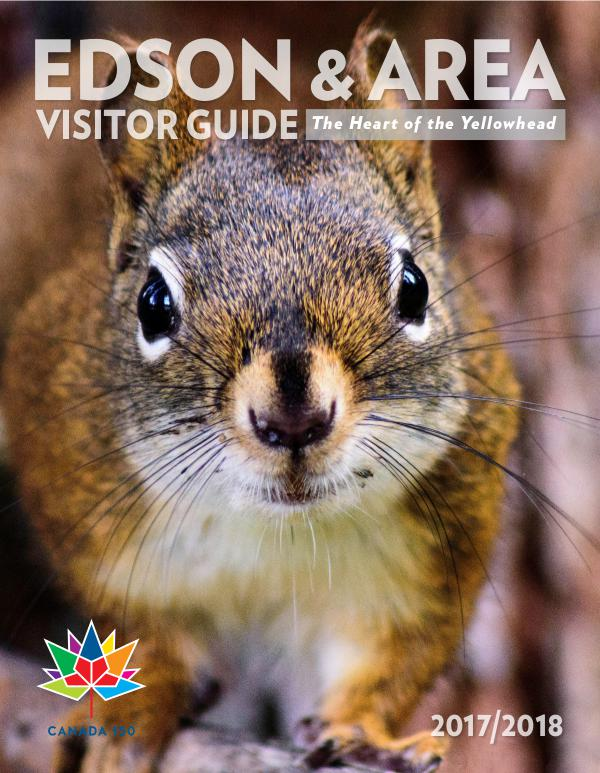 2017/18 Edson and Area Visitors Guide 2017 Visitor Guide electronic