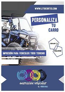 Marcación vehicular Litocortes S.A.S