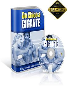 DE CHICO A GIGANTE PDF LIBRO MANUAL COMPLETO DESCARGAR