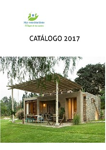 Catalogo 2017 Sky Construction