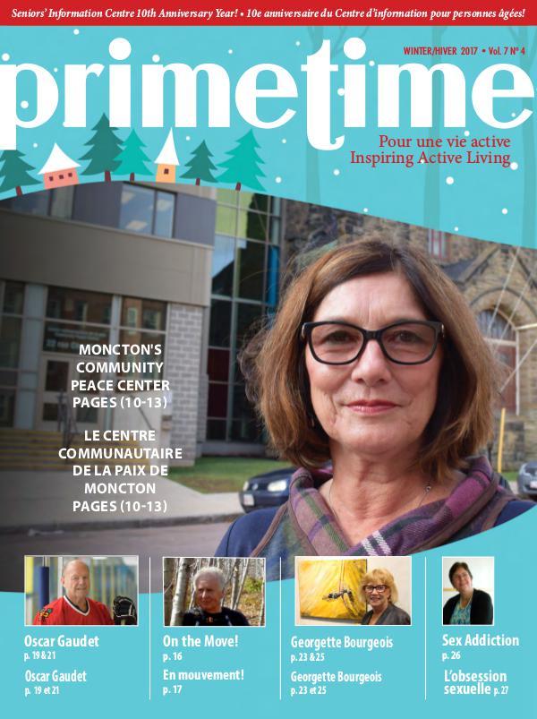PrimeTime Magazine PrimeTime Winter 2017
