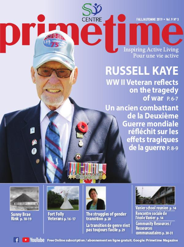 PrimeTime Magazine Fall 2019