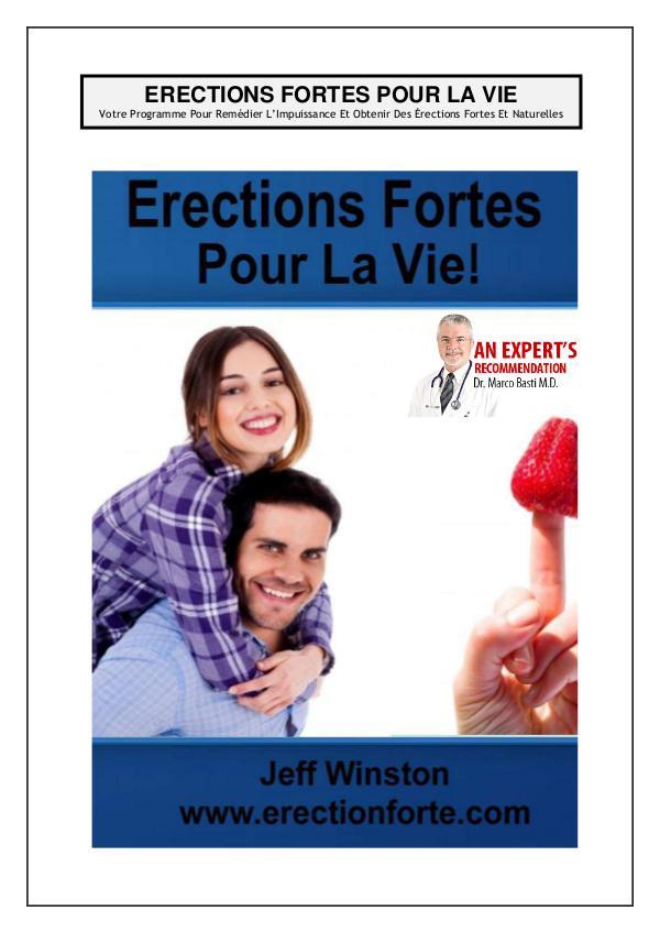 ERECTIONS FORTES POUR LA VIE JEFF WINSTON PDF GRATUIT TÉLÉCHARGER 2017