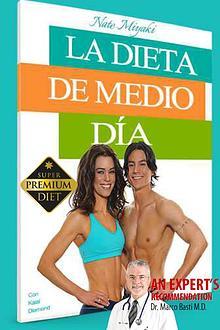LA DIETA DE MEDIO DIA PDF LIBRO COMPLETO NATE MIYAKI DESCARGAR