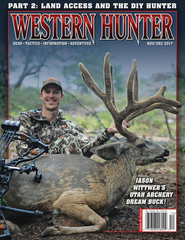 Western Hunter Magazine Nov/Dec 2017 #60
