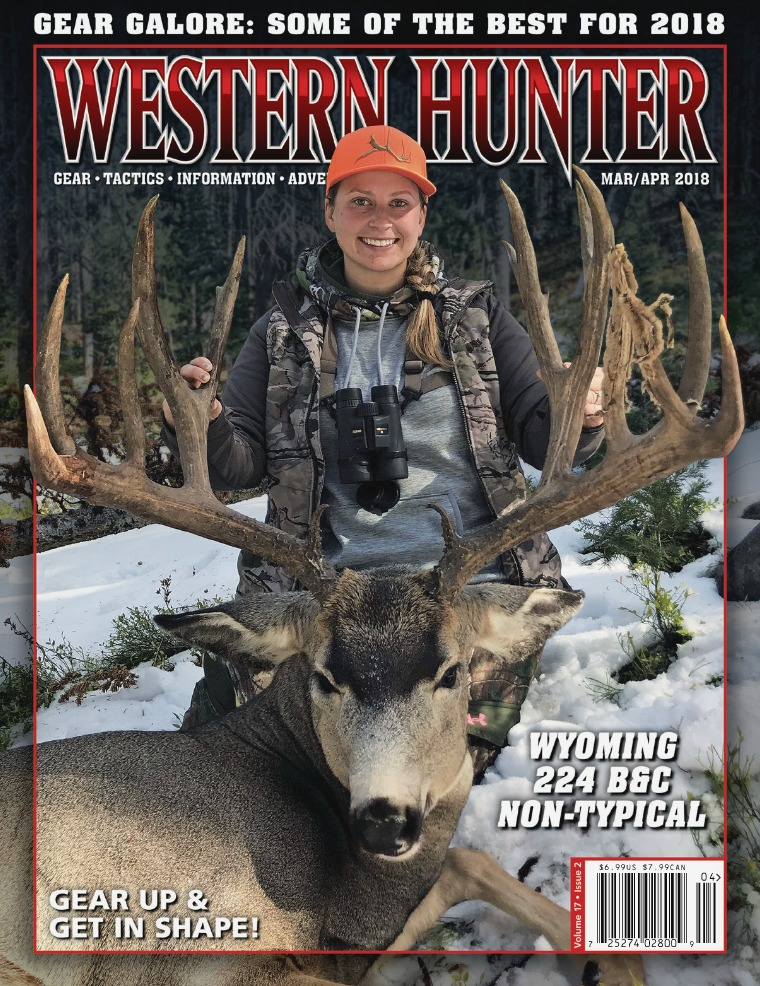 Western Hunter Magazine March/April 2018 #62