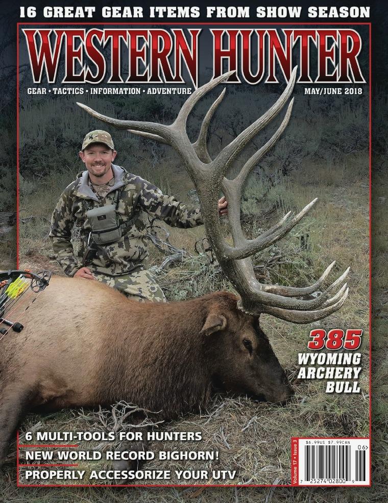 Western Hunter Magazine May/June 2018 #63