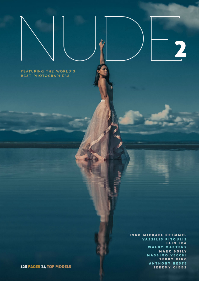 NUDE Magazine Numero #2 Water