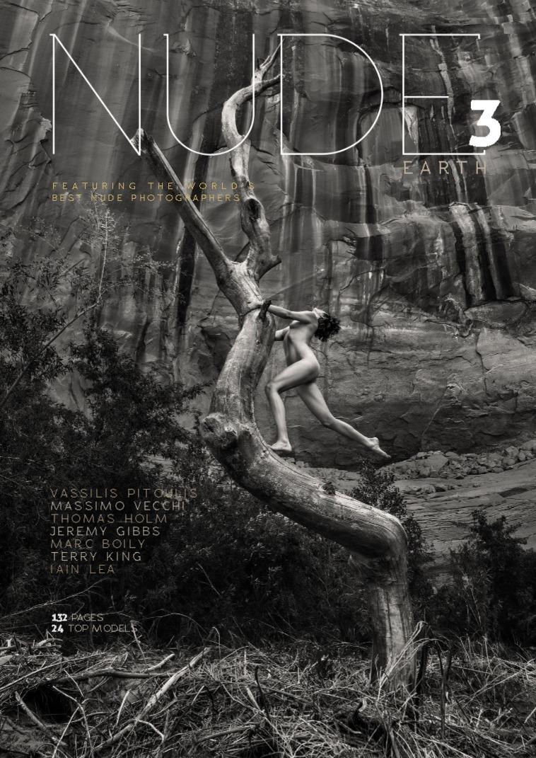NUDE Magazine Numero #3 Earth