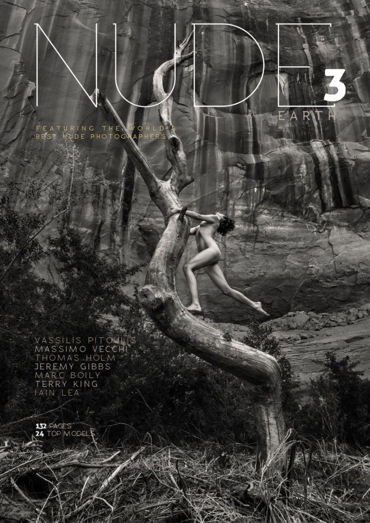 NUDE Magazine Numero #3 Earth
