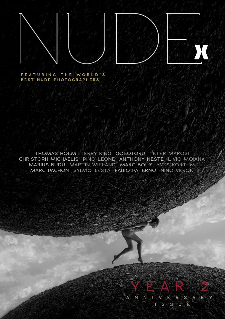 NUDE Magazine Numero  #10  Year 2 - Anniversary Issue