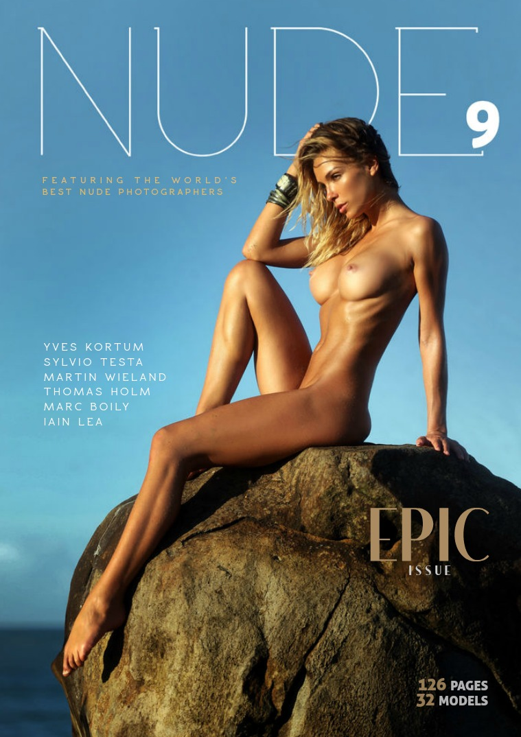 NUDE Magazine Numero #9  Epic