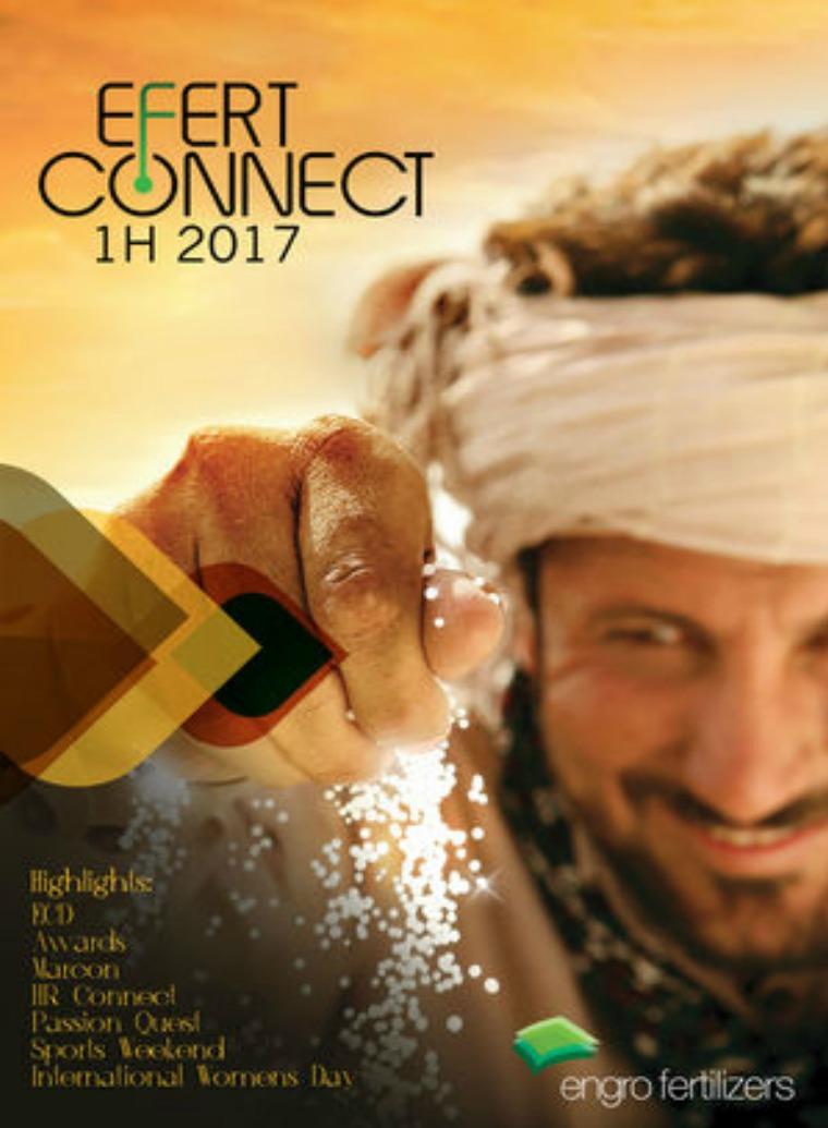 Efert Connect 1H 2017 E-Fert Connect 2017