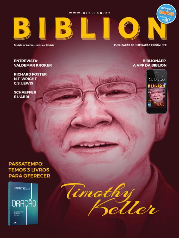 BIBLION MAGAZINE EDIÇÃO DIGITAL #2 / Outono 2016