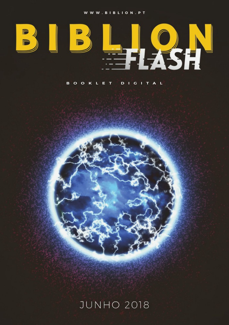 BIBLION FLASH (PT) #1 / JUN 2018