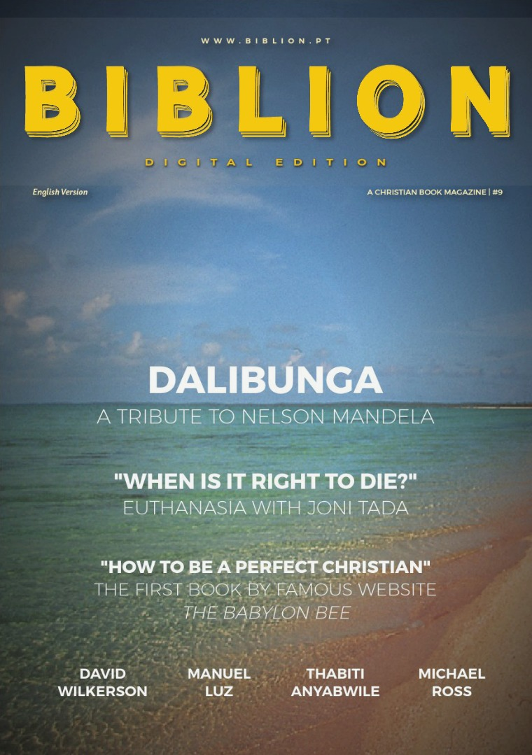 BIBLION MAGAZINE INTERATIVE EDITION (EN) #9 / JUL-SEP 2018