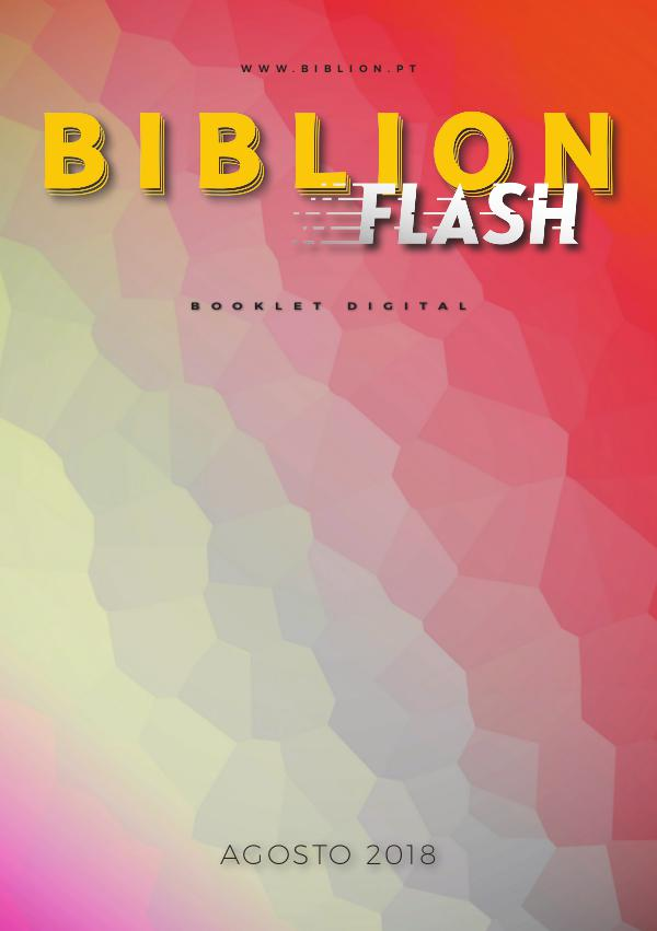 BIBLION MAGAZINE BIBLION FLASH (PT) #2 / AGO 2018