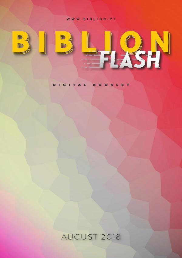 BIBLION FLASH (EN) #2 / AUG 2018