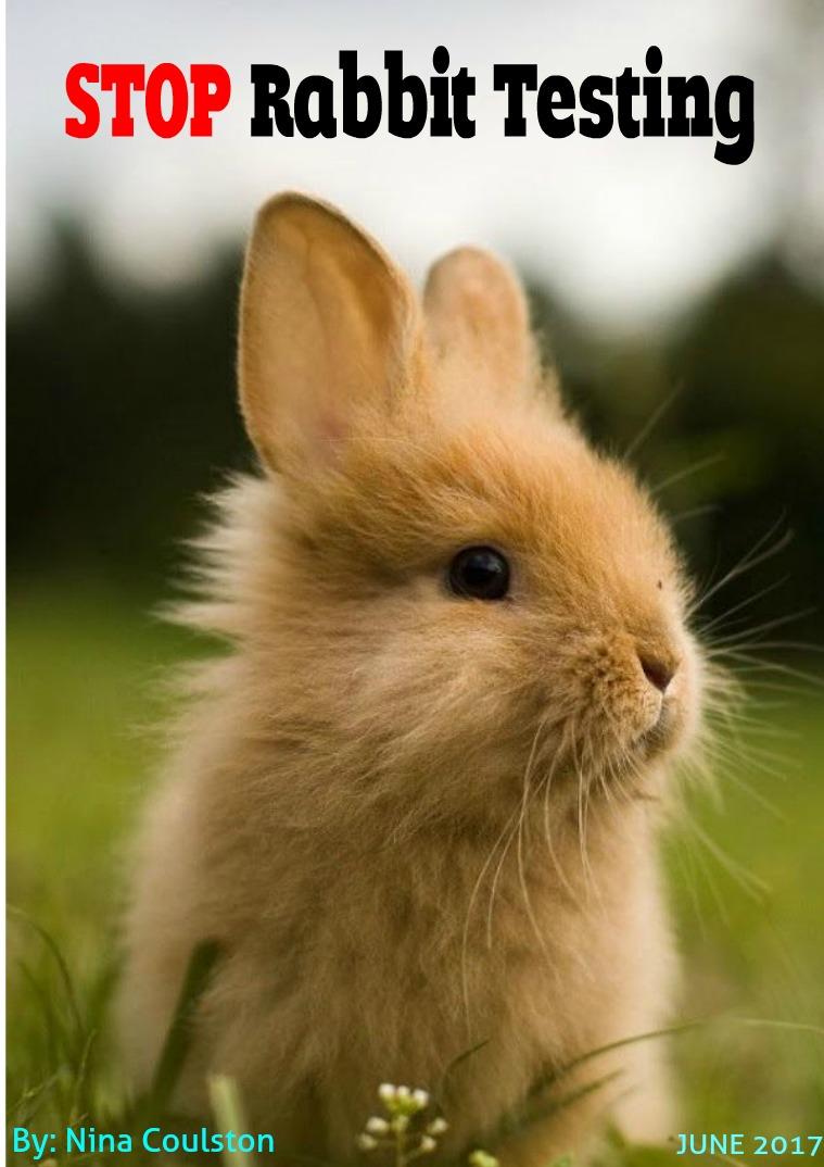 Rabbit Testing Vol 1