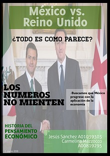 México vs Reino Unido