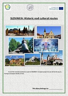Slovakia: CLIL textbook