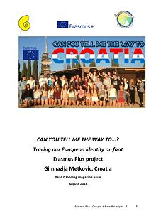 Gimnazija Metkovic Joomag Magazine Issue 2