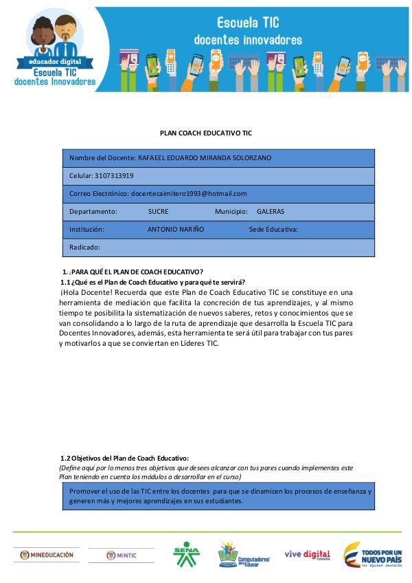 INNOVACIÓN Plan Coach Educativo TIC.docx RAFAEL MIRANDA