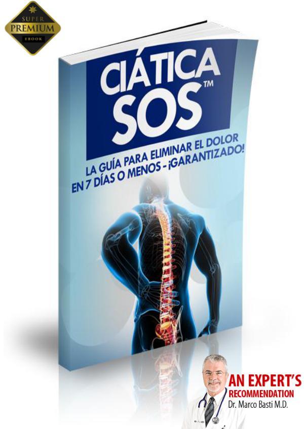 CIATICA SOS PDF DESCARGAR GRATIS Ciatica SOS Pdf Gratis