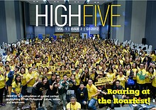 HIGH FIVE - Vol. 1, Issue 2
