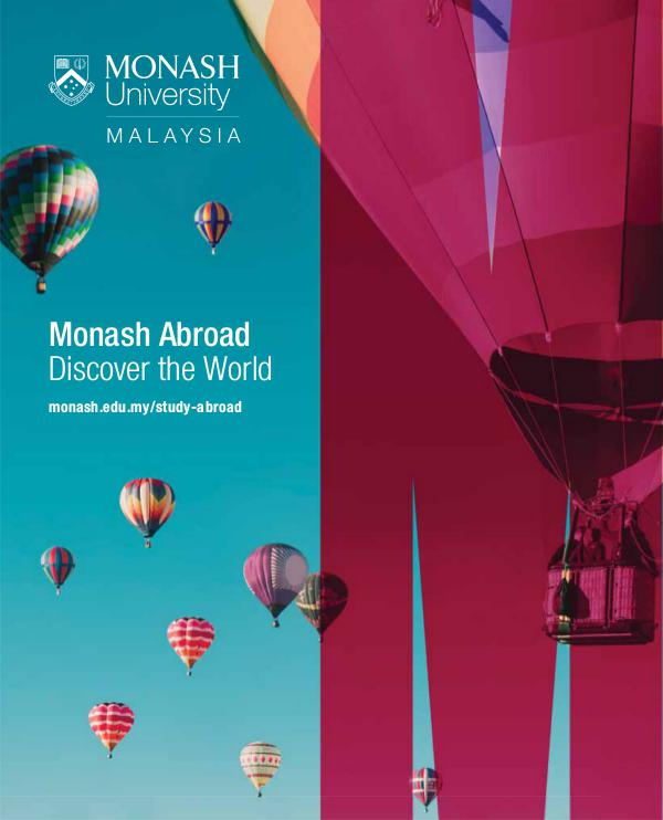 Monash Abroad Outbound