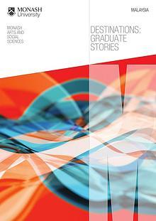 Destinations: Arts Graduate Stories