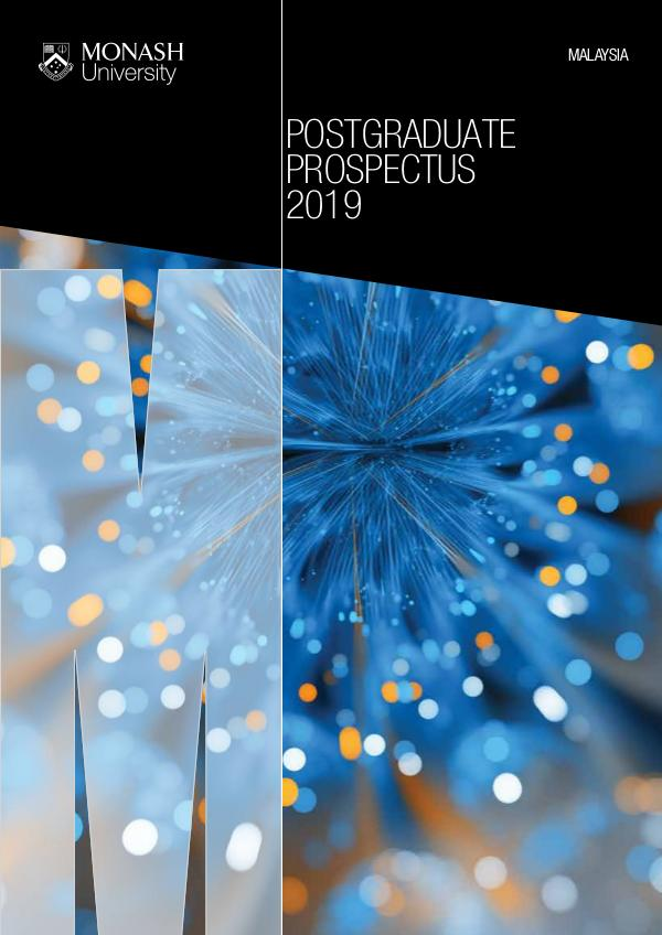 Postgraduate Prospectus 2018 2019 (July 2019)