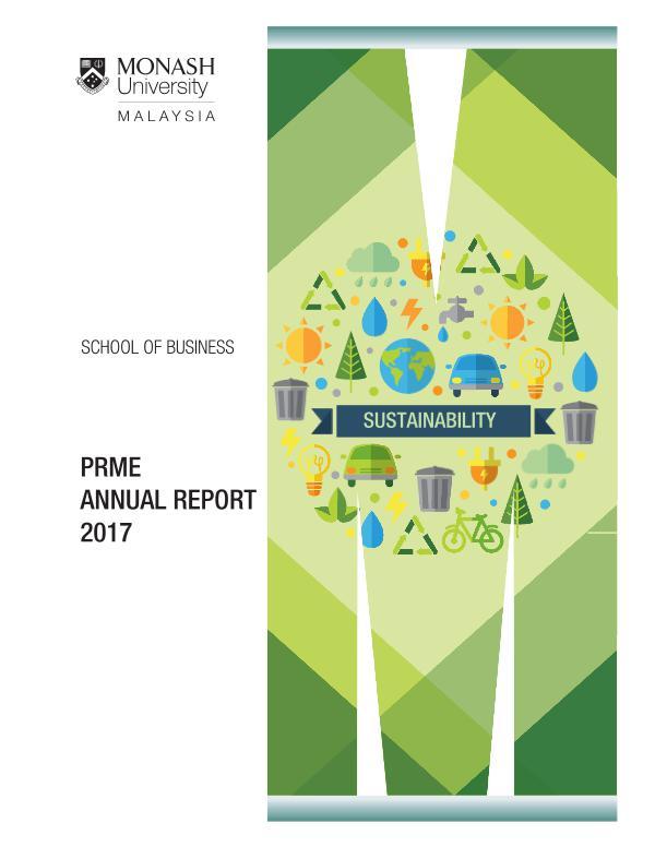 PRME Annual Report 2017